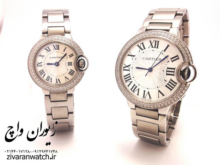 عمده ساعت کارتیر ;