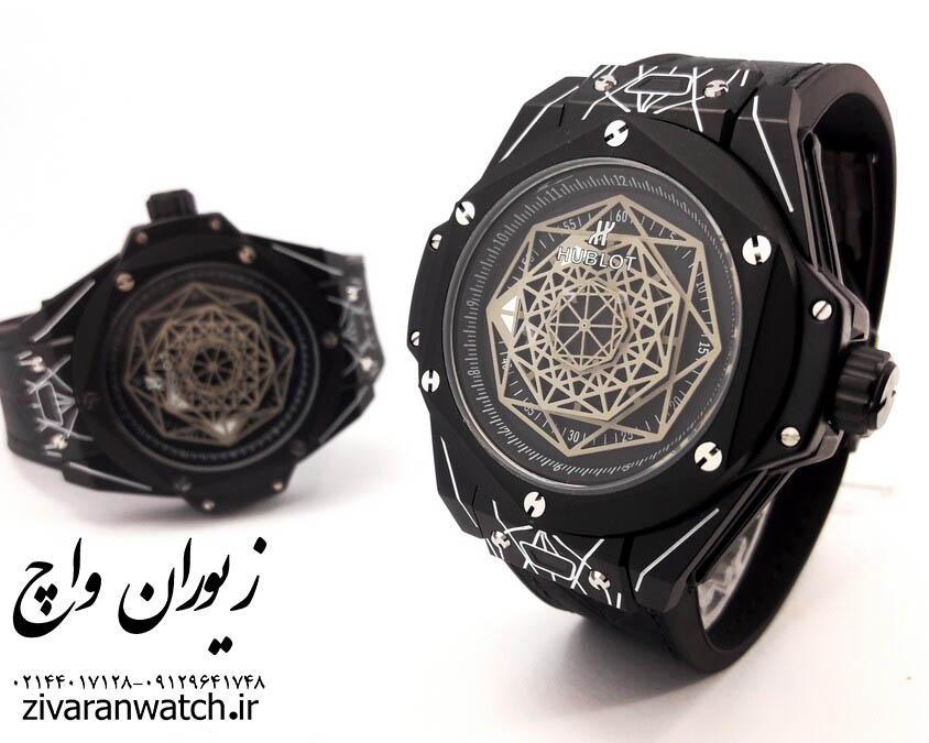 واردات ساعت از دبی